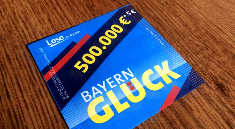 Lotto Bayern Normal