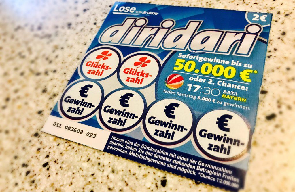 Lotto Bayern Samstag